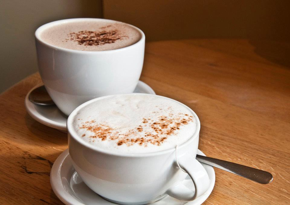 """""""Hot Chocolate & London Fog"""" by Stephan Rosger is licensed under CC BY 2.0"""